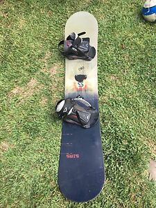Sims Snowboard 1.6m long Marrickville Marrickville Area Preview