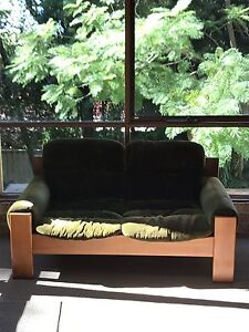 1970s Lounge Suite, Solid Timber Lugarno Hurstville Area Preview