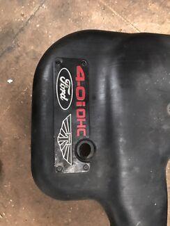 EF XR6 air intake and air box