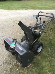 Craftsman Snowblower. 10hp 30""