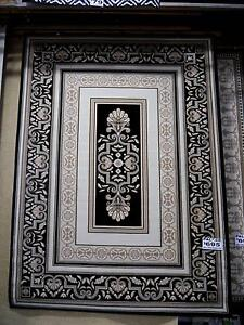 New Extra Large 2.4 x 3.3m Black Traditional Classic Palace Rugs Melbourne CBD Melbourne City Preview