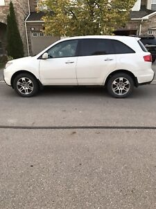 Selling my 2009 Acura MDX
