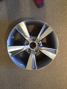 "Acura 17"" rim Brand new never used"