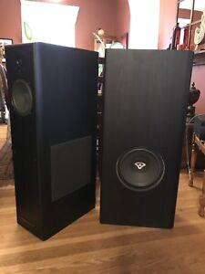 Cerwin Vega Speakers