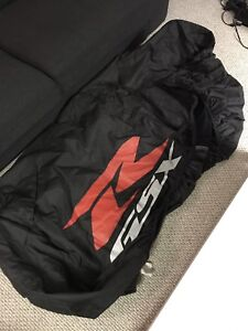 SUZUKI GSXR MOTOR BIKE COVER