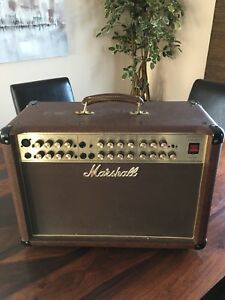 Marshall acoustic soloist (as80r)