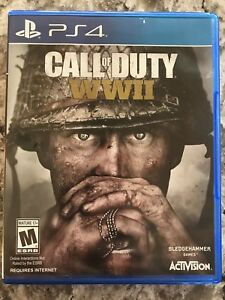 PS4 - Call of Duty  WW2