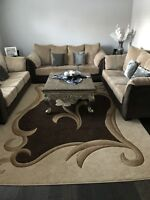 Fancy rugs,barely used