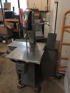 Biro Model 11 Meat Band Saw, 110 volt