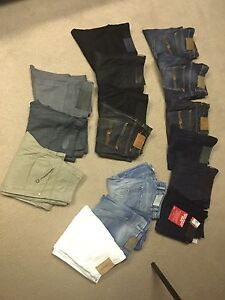 Jeans Pants Skinny 28 29 30 New Brand Name