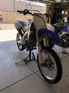 2014 Yz250f Ellenbrook Swan Area Preview