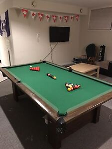 8' Snooker Table