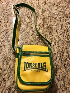 New Lonsdale London bag