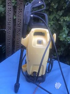 Lavor pressure washer plus attachments - Not working Mount Stuart Hobart City Preview