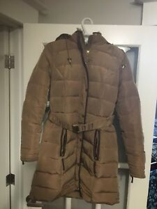 Women's winter coat.