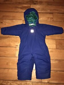 Kids MEC snowsuit