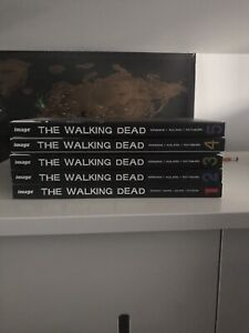 the walking dead issue 1-5