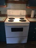 Gibson Stove White  Laurentides Québec Preview