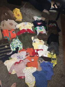 0-12 month boy lot
