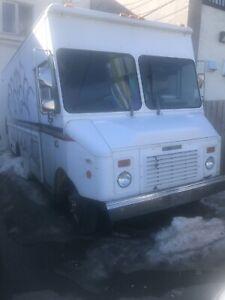 1995 Grumman Step Van
