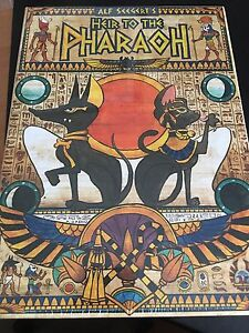 Heir to the Pharaoh board game - New sealed
