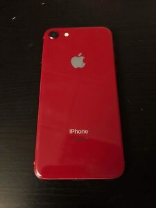 iPhone 8 Red 64 GB Bell