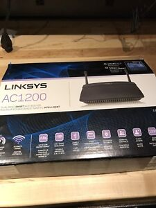 Linksy's 1200 Router