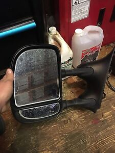 2000 f350 tow mirrors