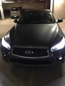 2014 Infiniti Q50s fully loaded