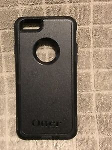 OTTERBOX CASE FOR iPHONE 6S - BLACK