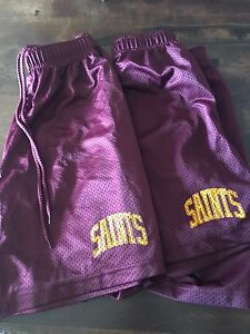 ST PETES GYM SHORTS