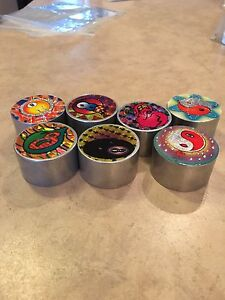 Large metal slammers for pogs