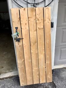 Fence Door For Sale