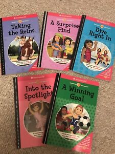 American Girl Books - Choose Your Own Ending