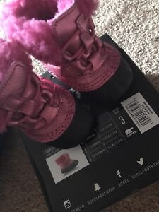 Brand new sorry baby boots