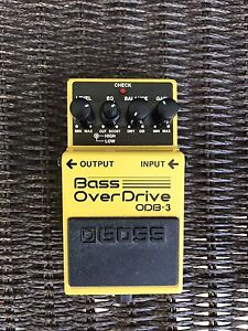 Bass Over Drive