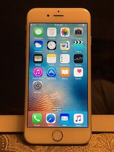 Mint Silver iPhone 6 64 Gb with Rogers