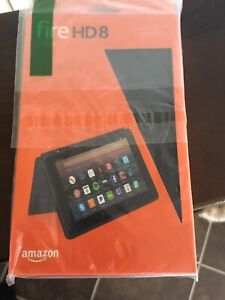 Amazon Fire HD8 Tablet Case - Compatible with 7 & 8th Generation