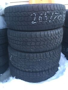 Truck and car tires
