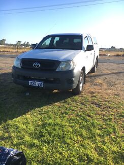 Toyota hilux Southern River Gosnells Area Preview