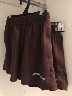 John Paul college unisex junior primary PE shorts