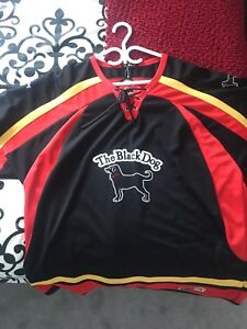 Black Dog hockey jersey