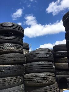 195/55/15 205/65/15 215/65/15 SECOND HAND TYRES ONLY $50 EACH Wangara Wanneroo Area Preview