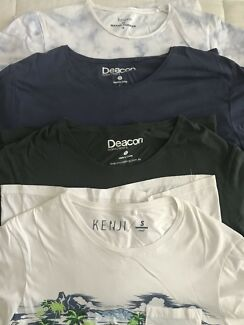 Myer Designer T Shirts Size Small Men S