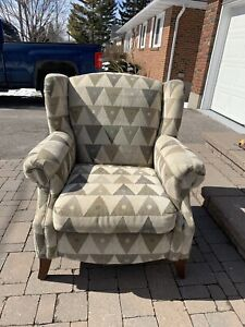 Wing chair in good condition