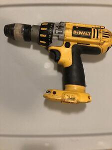DeWalt 18 volt XRP cordless drill/hammer drill combo