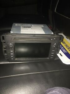 GMC radio forsale