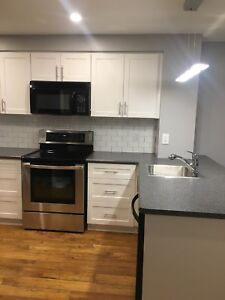 Newly renovated apartment in Bowmanville.