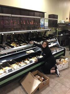 12 ft display / Deli refrigerated case