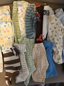 Baby clothes - newborn and 0-3 months